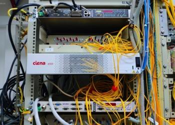 DWDM 400Гбит/с 400км SIENA в России