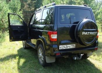 Продам УАЗ Patriot, 2015 Лимитед