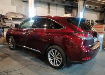 Lexus RX 450h, 2013