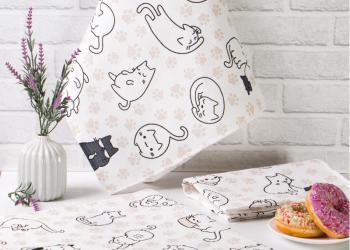 Весь текстиль для дома от Lizzy Home
