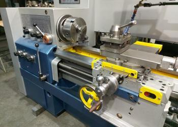 Станок токарный 16к20 рмц-1000 мм после КР