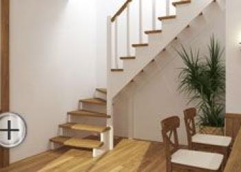 лестница за 1 день