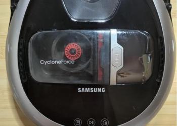 Робот пылесос Samsung Power bot VR20R7260WC