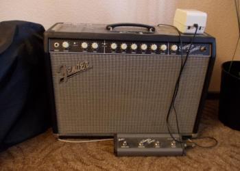 Комбик Fender Supersonic