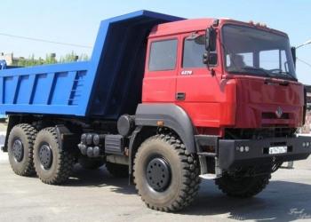 Самосвал Урал 6370(бескапотный) 20тн.
