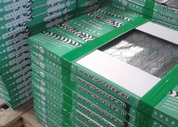 Шумо-вибро-изоляция нового поколения ISOLFLEX от 135 рублей!