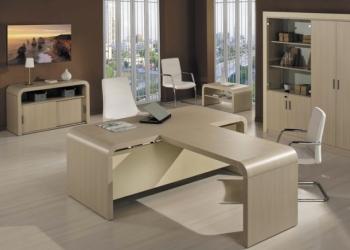Обустройство вашего офиса качественной мебелью под ключ!