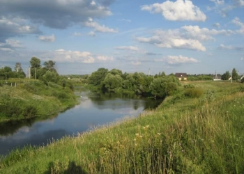 Земля ИЖС Дмитровское шоссе. Участок 15 соток у реки.