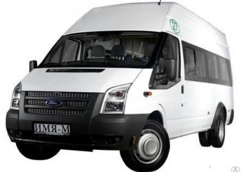 Продаю микроавтобус Ford Transit 18+9