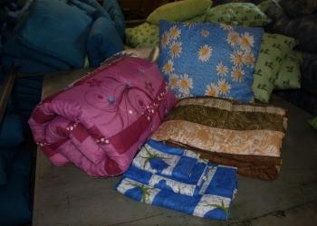 Постельное белье(матрас-одеяло-подушка)