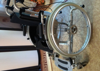 Инвалидная коляска для детей
