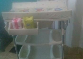 Пеленальный столик.