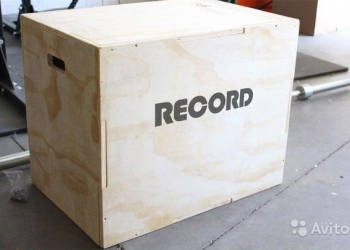 Тумба для запрыгивания (Plyo Box) от Record