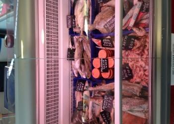 Точка по продаже свежемороженной рыбы