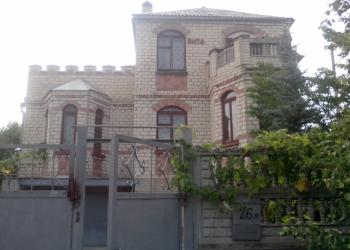 Продам добротный дом в Крыму, Лозовое-1