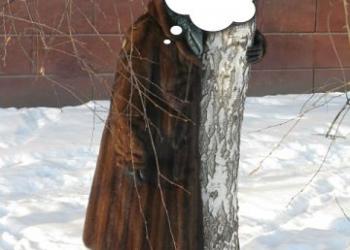 Норковая шуба размер 44-46