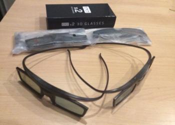 Активные очки 3D SAMSUNG SSG-5100GB (4 шт.)