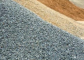 Доставка песка,глины,щебня