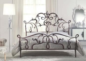 Кованые кровати в Кемерово