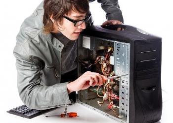 Ремонт компьютеров и установка ПО