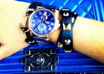 Швецарские мужские часы