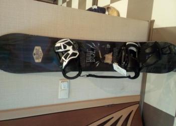 Новый сноуборд