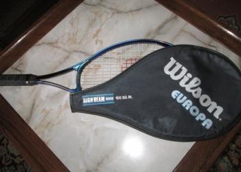 Легендарная теннисная ракетка WILSON EUROPA из Германии.