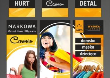 Оптовая продажа немецкой  одежды секонд  хенд  cream хенд в Эльблонге