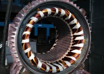 Ремонт электродвигателей, трансформаторов.