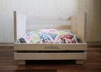 Лежанка лежак кровать для кошки, кота, собаки