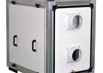 Рекуператор SDAR с тепловым насосом