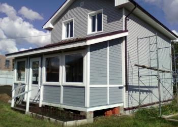 Дом в п. Солнечная поляна