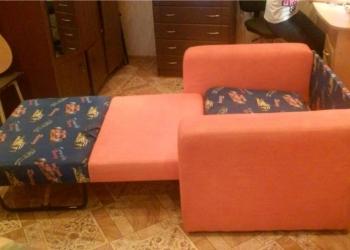 Продам кресло раздвижное детское