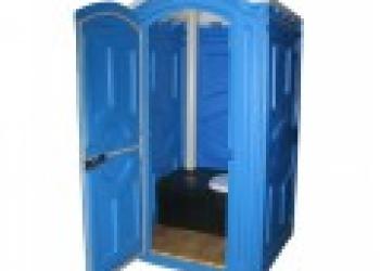 """Мобильная туалетная кабина """"Стандарт"""""""