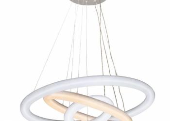 Управляемый светодиодный светильник Gravitacia 80 Вт