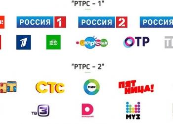 20 цифровых каналов без абонентской платы