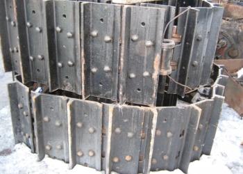 Продаём Запчасти: гусеницы КПП катки двигателя на Т-130 Т-170 Б-10 Б-170 ДЗ-98
