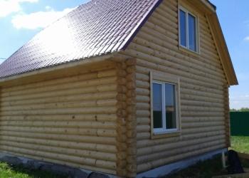 Дом 80 м² на участке 6 сот. под ПМЖ - д.Золотово