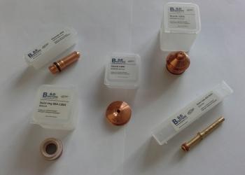 """Продадим расходные материалы для плазменной резки """"B&Bartoni"""" HPR 130 260 400 XD"""