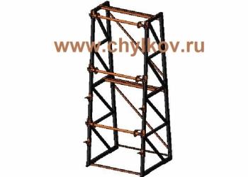 Стеллаж кабельный СКБ 3,5-3