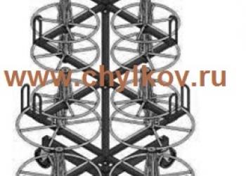 Кабельный стеллаж СКБ 12-0,5-30