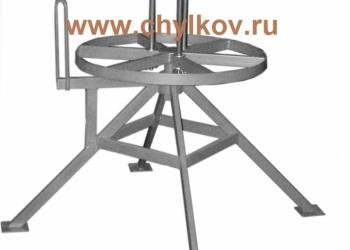 Стойка кабельная для размотки бухт СР 0,7Н
