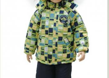 Недорогая детская верхняя одежда (зима)