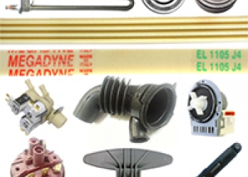 Помпы насосы сальники подшипники ТЭНы для стиралок