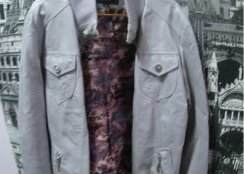 Куртка кожанная  42-44 р-р