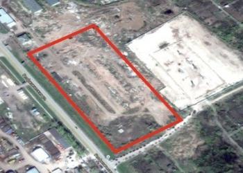 Продам участок 2 га, земли промназначения, 10 км до города