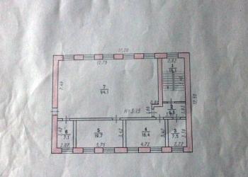 3-х этажное кирпичное здание