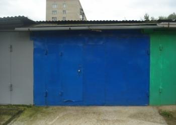 Продам охраняемый металлический гараж 24 м²