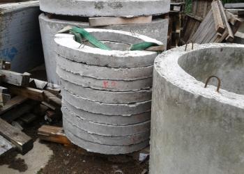Канализационные люка бетонные.