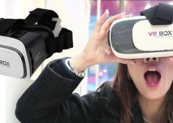 Очки VR Box - 3D реальность у тебя дома